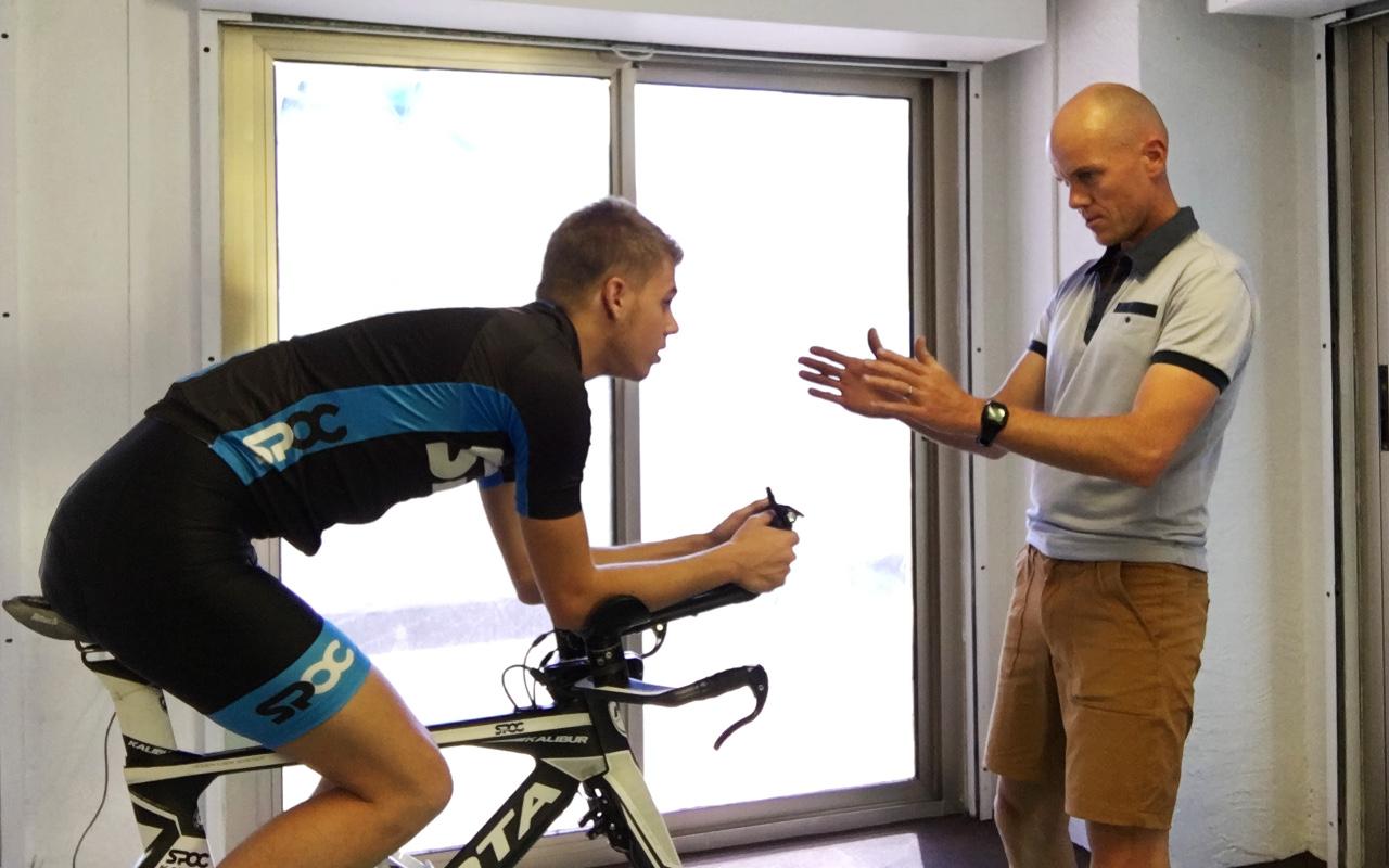 Prestations Positionnement Cycliste