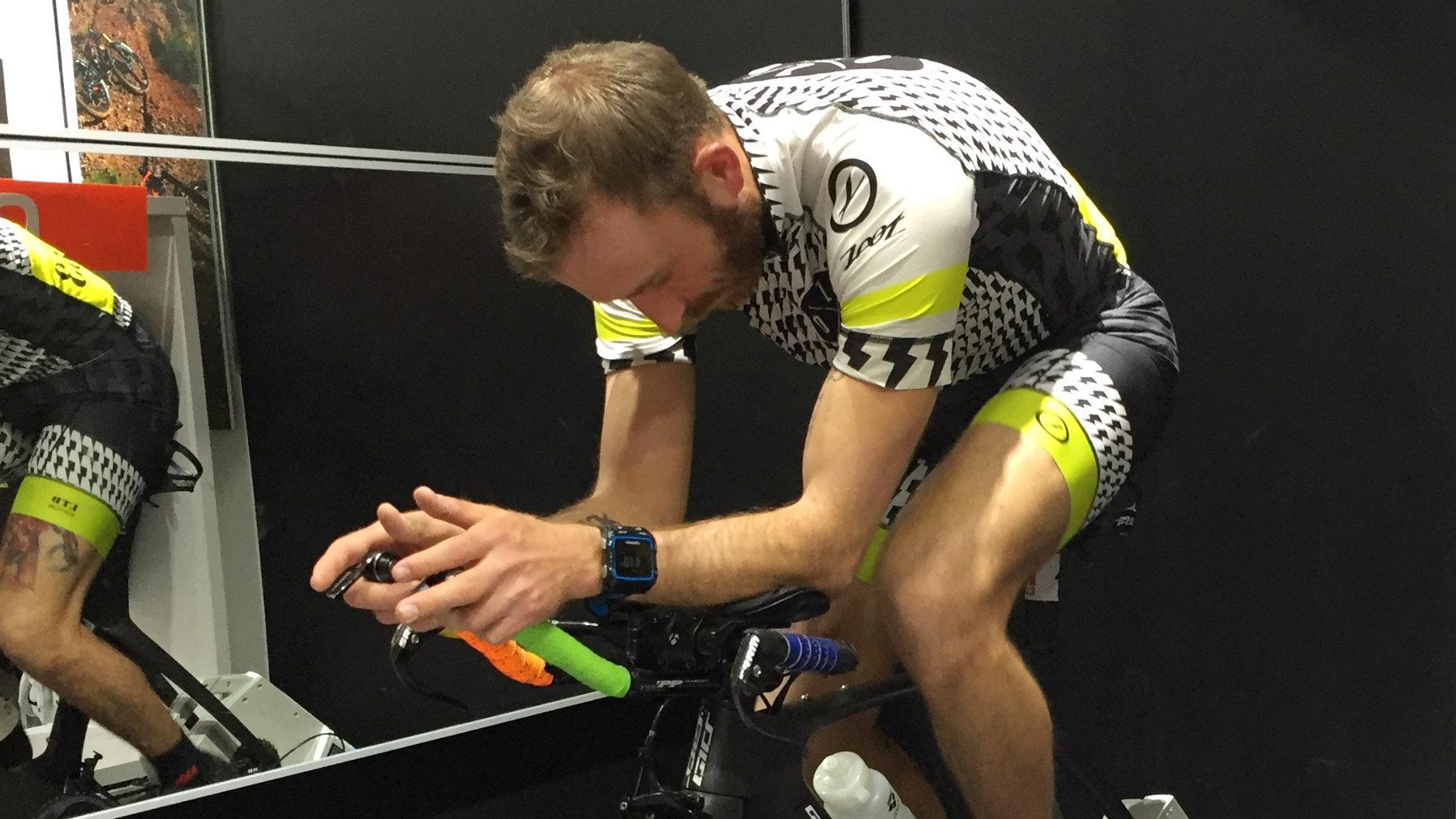 Etude Posturale Bikefit ironaman triathlon route