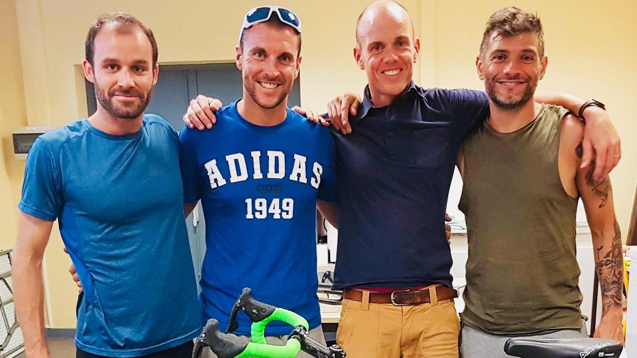Etude Posturale Bikefit vélo pour les clubs de triathlon et route