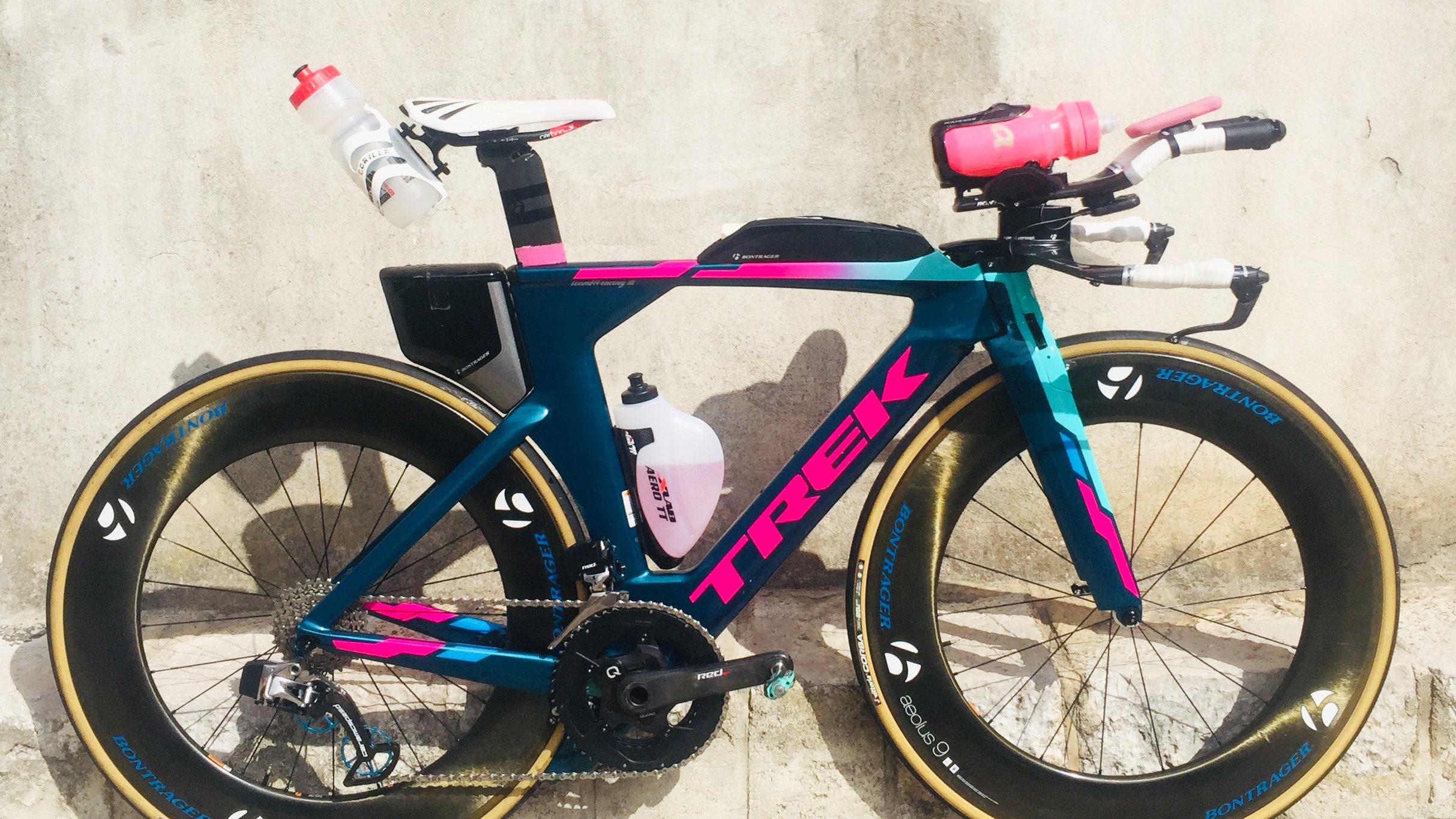 Etude Posturale Bikefit vélo pour triathlon et ironman